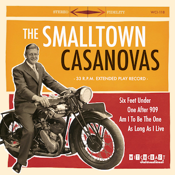 Smalltown Casanovas ,The - The Smalltown Casanovas Ep